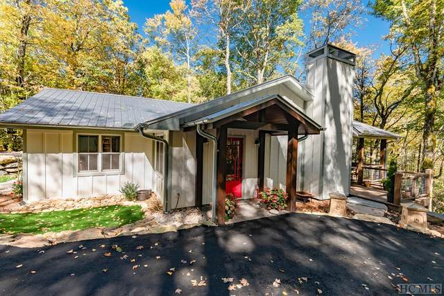 200 Harris Drive, Highlands, NC 28741 (MLS #93448) :: Berkshire Hathaway HomeServices Meadows Mountain Realty