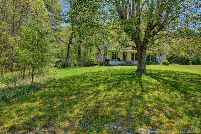 5444 Hwy 107, Glenville, NC 28736 (MLS #93461) :: Berkshire Hathaway HomeServices Meadows Mountain Realty