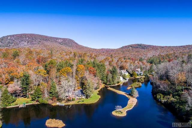 Lot 43 Old Logging Trail, Highlands, NC 28741 (MLS #93463) :: Berkshire Hathaway HomeServices Meadows Mountain Realty