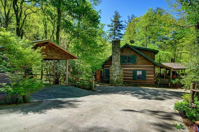 671 Walkingstick Road, Highlands, NC 28741 (MLS #93469) :: Berkshire Hathaway HomeServices Meadows Mountain Realty