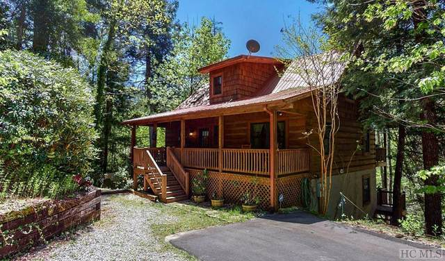 80 Red Cedar Court, Sapphire, NC 28774 (MLS #93472) :: Berkshire Hathaway HomeServices Meadows Mountain Realty