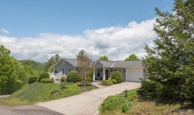 304 Indian Trail, Franklin, NC 28734 (MLS #93474) :: Berkshire Hathaway HomeServices Meadows Mountain Realty