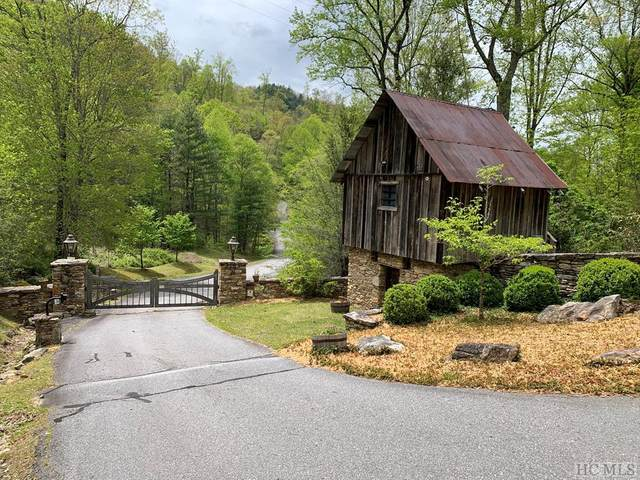 Lot 86 Pilot Knob Road, Glenville, NC 23736 (MLS #93482) :: Berkshire Hathaway HomeServices Meadows Mountain Realty