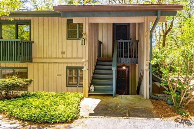 26 Toxaway Point #5, Lake Toxaway, NC 28747 (MLS #93484) :: Berkshire Hathaway HomeServices Meadows Mountain Realty