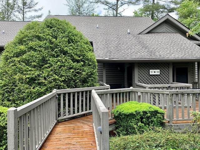 97 River Park Villas Drive B, Sapphire, NC 28774 (MLS #93494) :: Berkshire Hathaway HomeServices Meadows Mountain Realty