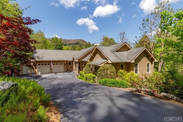 92 Rock Bridge Court, Sapphire, NC 28744 (MLS #93498) :: Berkshire Hathaway HomeServices Meadows Mountain Realty
