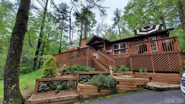 455 Silver Run Road, Cashiers, NC 28717 (MLS #93503) :: Berkshire Hathaway HomeServices Meadows Mountain Realty