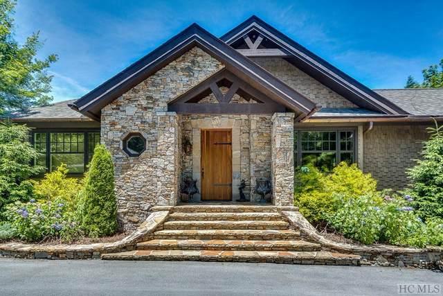 919 Garnet Rock Trail, Highlands, NC 28741 (MLS #93510) :: Berkshire Hathaway HomeServices Meadows Mountain Realty