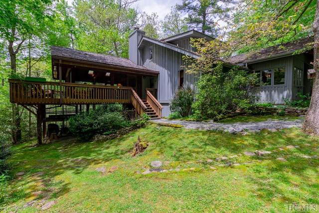 162 Sheep Laurel Road, Cashiers, NC 28717 (MLS #93513) :: Berkshire Hathaway HomeServices Meadows Mountain Realty