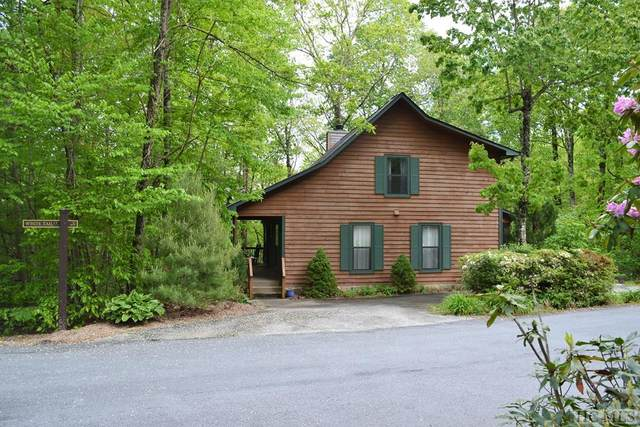 5 White Tail Court, Sapphire, NC 28774 (MLS #93516) :: Berkshire Hathaway HomeServices Meadows Mountain Realty