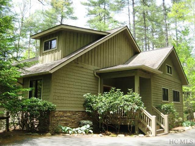 347 Scotch Highlands Loop, Sapphire, NC 28774 (MLS #93531) :: Pat Allen Realty Group