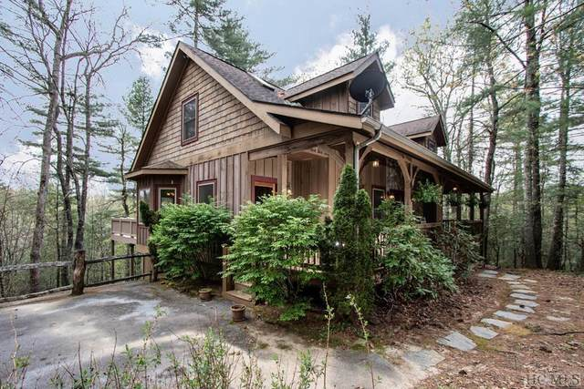 715 Blackberry Trail, Sapphire, NC 28774 (MLS #93533) :: Pat Allen Realty Group
