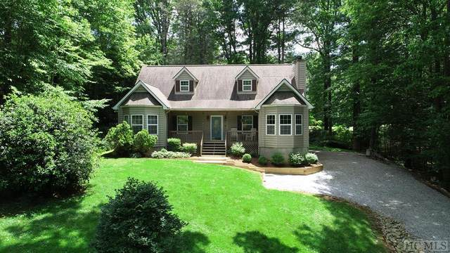 1248 Fairway Drive, Lake Toxaway, NC 28747 (MLS #93541) :: Berkshire Hathaway HomeServices Meadows Mountain Realty