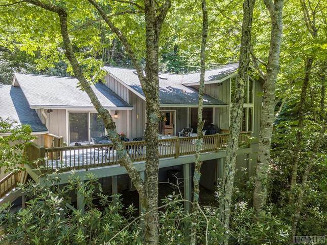 1365 Falls Drive East, Highlands, NC 28741 (MLS #93542) :: Berkshire Hathaway HomeServices Meadows Mountain Realty