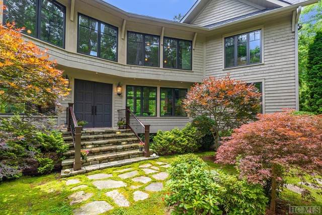 879 Cherokee Trail, Cashiers, NC 28774 (MLS #93547) :: Pat Allen Realty Group