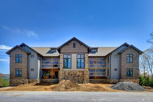 Condo 4C Chattooga Ridge Trail C, Cashiers, NC 28717 (MLS #93552) :: Berkshire Hathaway HomeServices Meadows Mountain Realty