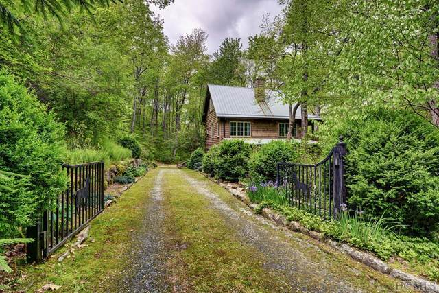 845 Maidenhaire Lane, Sapphire, NC 28774 (MLS #93555) :: Berkshire Hathaway HomeServices Meadows Mountain Realty