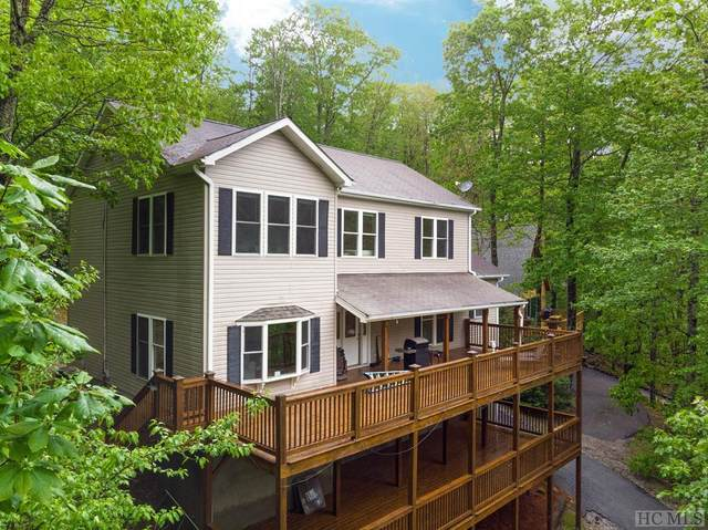 110 Kestrel Court, Sapphire, NC 28774 (MLS #93556) :: Berkshire Hathaway HomeServices Meadows Mountain Realty