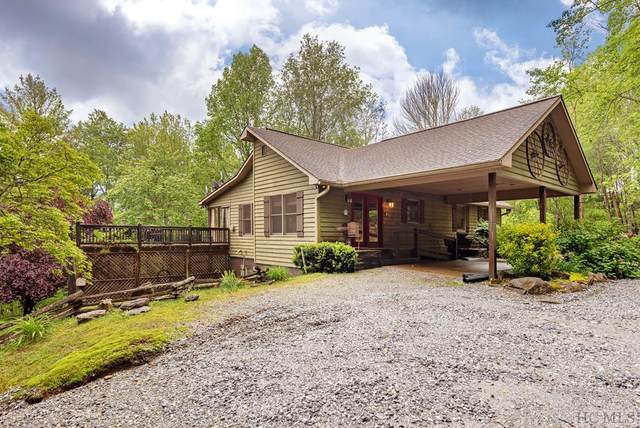 144 Weedwacker Way, Cullowhee, NC 28723 (MLS #93560) :: Berkshire Hathaway HomeServices Meadows Mountain Realty