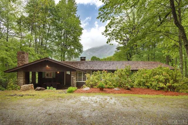 519 Round Hill Road, Sapphire, NC 28774 (MLS #93563) :: Pat Allen Realty Group