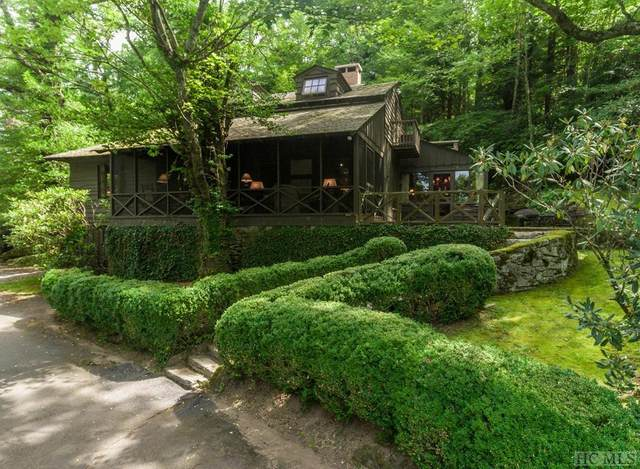960 Hudson Road, Highlands, NC 28741 (MLS #93565) :: Berkshire Hathaway HomeServices Meadows Mountain Realty