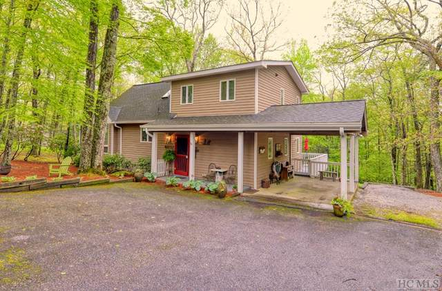80 Apple Mountain Lane, Highlands, NC 28741 (MLS #93571) :: Pat Allen Realty Group