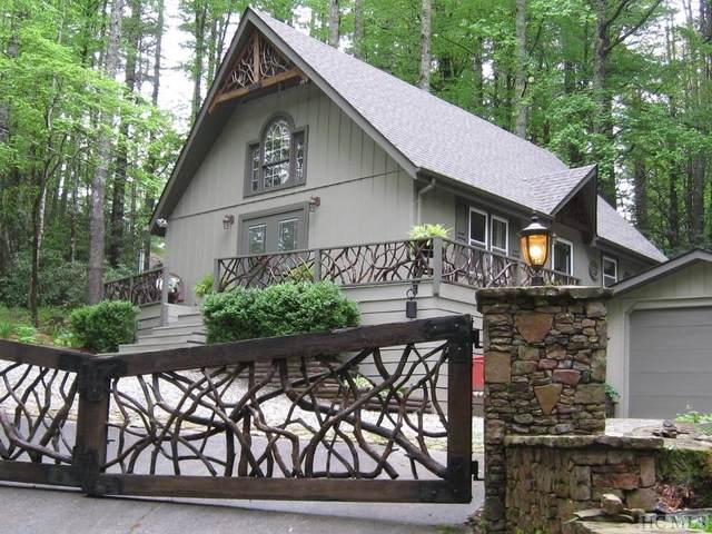 80 North Cobb Road, Highlands, NC 28741 (MLS #93572) :: Pat Allen Realty Group