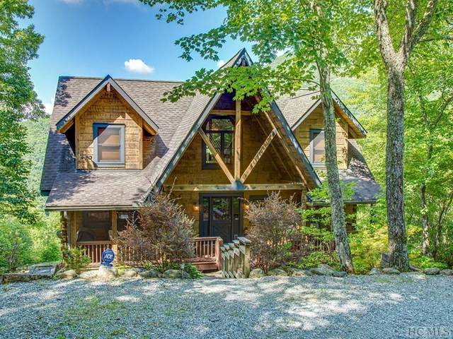 399 Toxaway Court, Lake Toxaway, NC 28747 (MLS #93585) :: Berkshire Hathaway HomeServices Meadows Mountain Realty