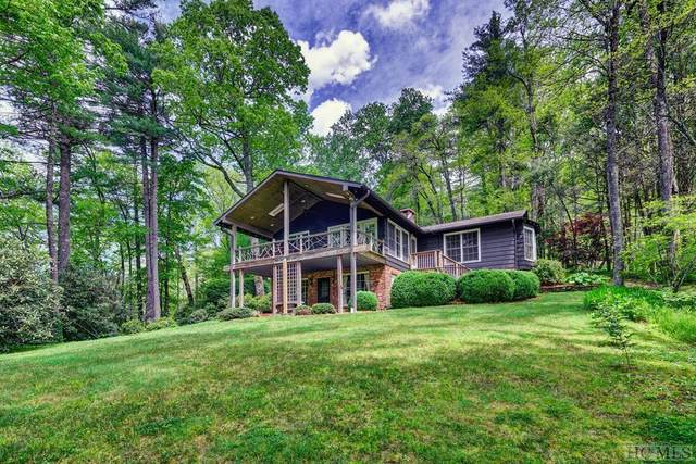 645 Wyanoak Road, Highlands, NC 28741 (MLS #93595) :: Pat Allen Realty Group