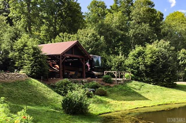 41 Wildflower Road, Scaly Mountain, NC 28775 (MLS #93611) :: Pat Allen Realty Group