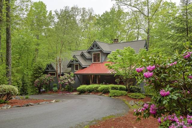 132 Stillwater, Cashiers, NC 28717 (MLS #93618) :: Berkshire Hathaway HomeServices Meadows Mountain Realty