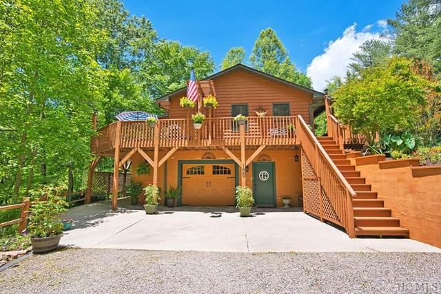 102 Quail Ridge Drive, Franklin, NC 28734 (MLS #93622) :: Pat Allen Realty Group