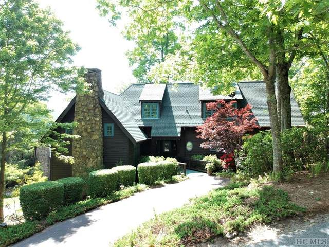 131 Rendezvous Ridge Road, Cashiers, NC 28717 (MLS #93623) :: Berkshire Hathaway HomeServices Meadows Mountain Realty