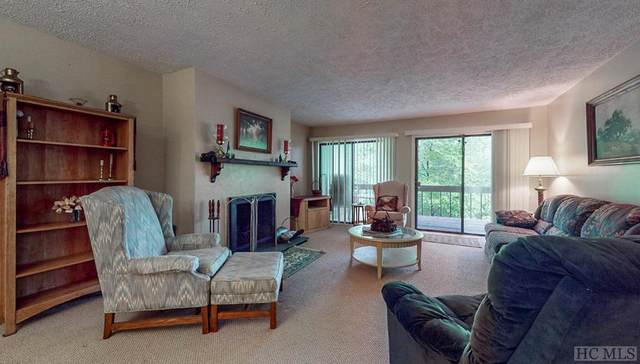 98 Dogwood Knob Lane 2B, Sapphire, NC 28774 (MLS #93625) :: Pat Allen Realty Group