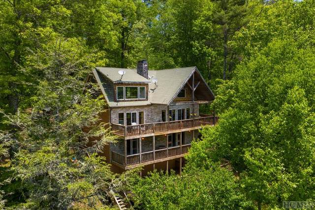 57 Twin Kettle Falls, Glenville, NC 28736 (MLS #93627) :: Pat Allen Realty Group