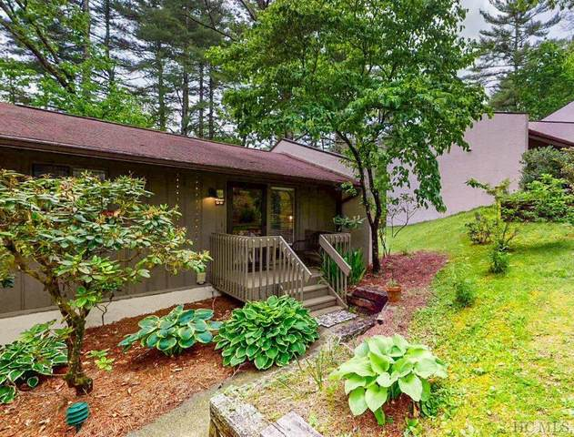 72 Dogwood Knob Lane D, Sapphire, NC 28774 (MLS #93629) :: Berkshire Hathaway HomeServices Meadows Mountain Realty