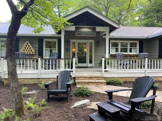 424 Stillmont Circle, Cashiers, NC 28717 (MLS #93631) :: Berkshire Hathaway HomeServices Meadows Mountain Realty