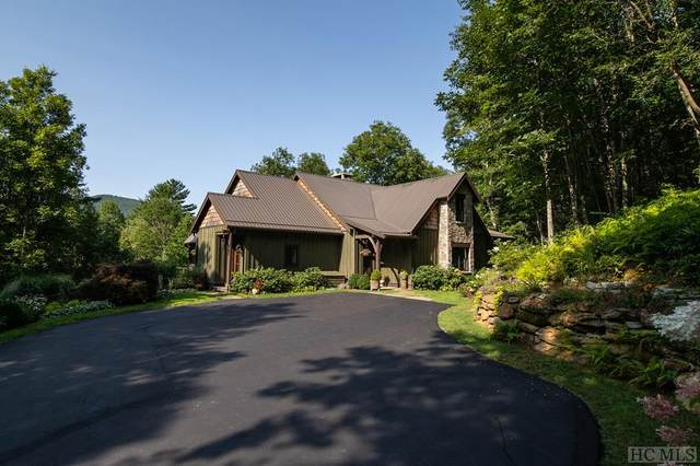 992 Found Forest Road, Cashiers, NC 28717 (MLS #93632) :: Berkshire Hathaway HomeServices Meadows Mountain Realty