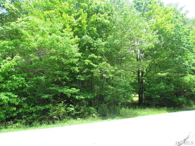TBD Hwy 64W, Cashiers, NC 28717 (MLS #93633) :: Berkshire Hathaway HomeServices Meadows Mountain Realty