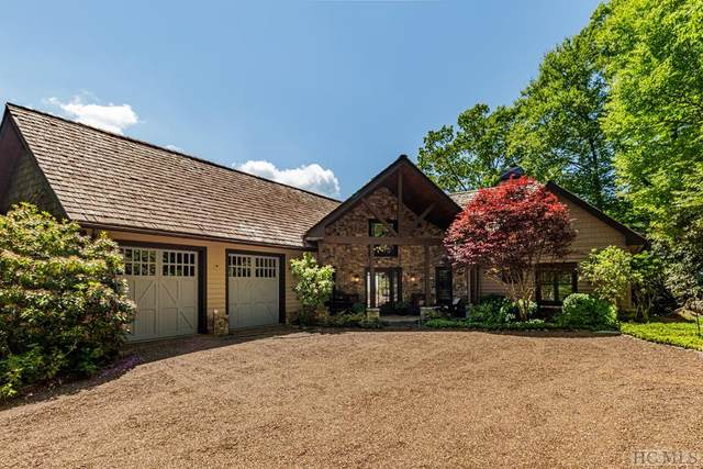 134 Cotswolds Way, Highlands, NC 28741 (MLS #93634) :: Pat Allen Realty Group