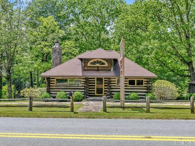 16768 Rosman Hwy, Lake Toxaway, NC 28747 (MLS #93640) :: Berkshire Hathaway HomeServices Meadows Mountain Realty