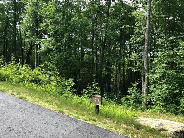 Lot 70 Firesong Lane, Glenville, NC 28736 (MLS #93641) :: Pat Allen Realty Group