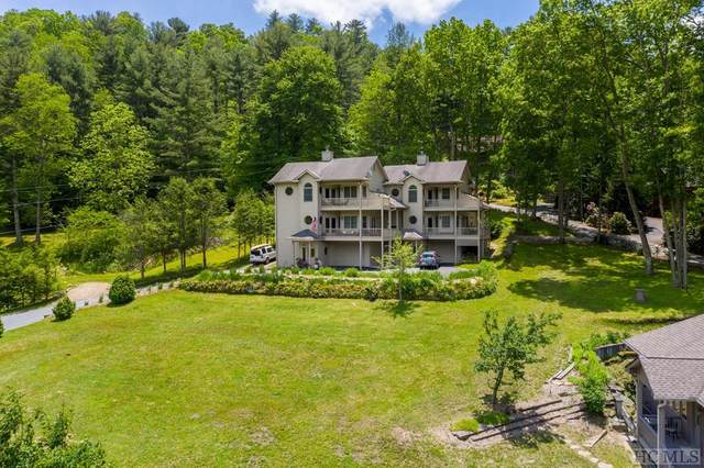 46 A,B Prairie Springs Dr. Ab, Glenville, NC 28736 (MLS #93650) :: Berkshire Hathaway HomeServices Meadows Mountain Realty