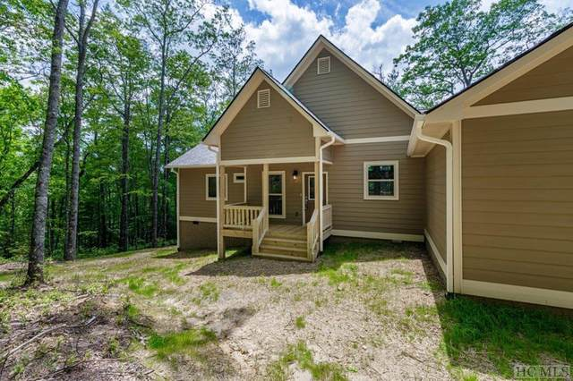 238 Mayapple Drive, Sapphire, NC 28774 (MLS #93653) :: Berkshire Hathaway HomeServices Meadows Mountain Realty