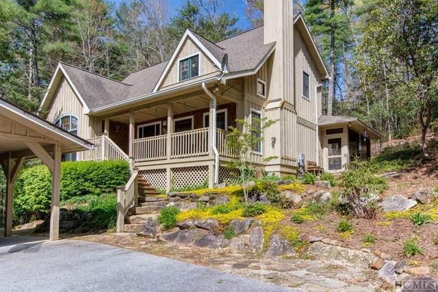 216 Whisper Lake Drive, Sapphire, NC 28774 (MLS #93657) :: Pat Allen Realty Group