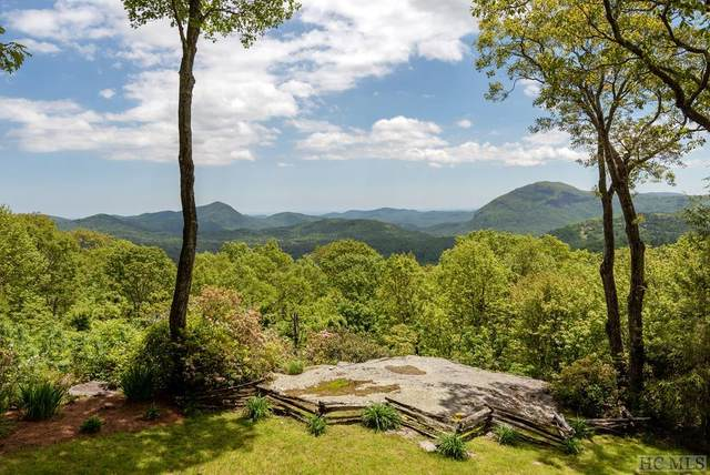 2652 Big Sheepcliff Road, Cashiers, NC 28717 (MLS #93669) :: Berkshire Hathaway HomeServices Meadows Mountain Realty