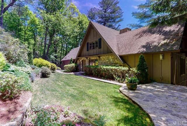 67 Sequoyah Ridge Road, Highlands, NC 28741 (MLS #93675) :: Pat Allen Realty Group
