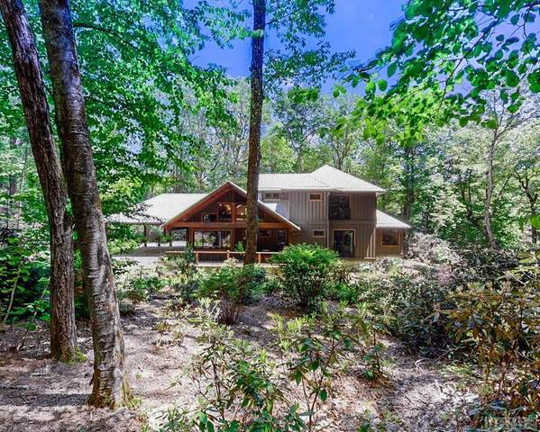 602 Moorewood Road, Highlands, NC 28741 (MLS #93684) :: Berkshire Hathaway HomeServices Meadows Mountain Realty