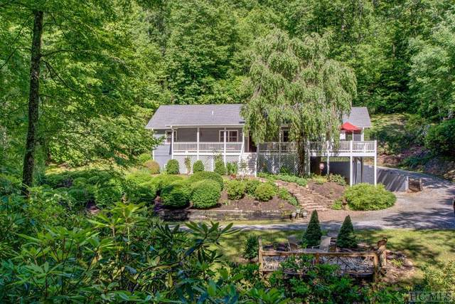 375 Grandaddy Still Road, Scaly Mountain, NC 28775 (MLS #93695) :: Berkshire Hathaway HomeServices Meadows Mountain Realty
