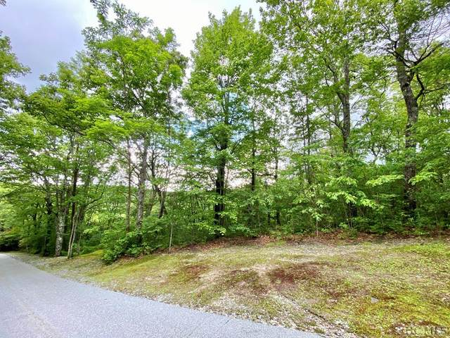 48 Falcon Ridge Road, Sapphire, NC 28774 (MLS #93704) :: Berkshire Hathaway HomeServices Meadows Mountain Realty